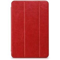 Hoco - Crystal series bőr Samsung Tab 4 8.0 SM-T330 T335 tablet tok - piros