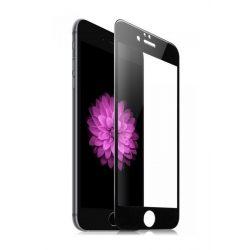 Hoco - Ghost series Full nano original iPhone 6plus/6splus kijelzővédő üvegfólia - fekete