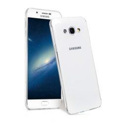 Hoco - Light series ultra vékony Samsung A8 (2015) tok - átlátszó