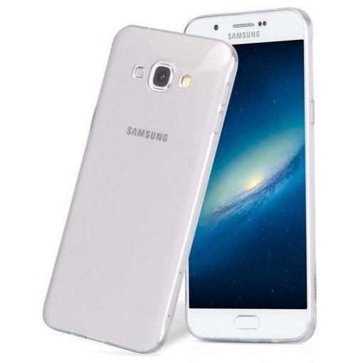 Hoco - Light series ultra vékony Samsung A8 (2015) tok - fekete