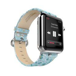 Hoco - Lucida series tündérmese bőr óraszíj Apple Watch 38/40 mm - színes