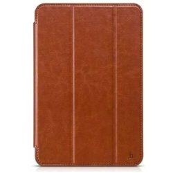 Hoco - Crystal series bőr iPad mini 4 tablet tok - barna