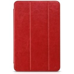 Hoco - Crystal series bőr iPad mini 4 tablet tok - piros