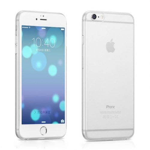 Hoco - Defender series ultra könnyű iPhone 6/6s tok - fehér