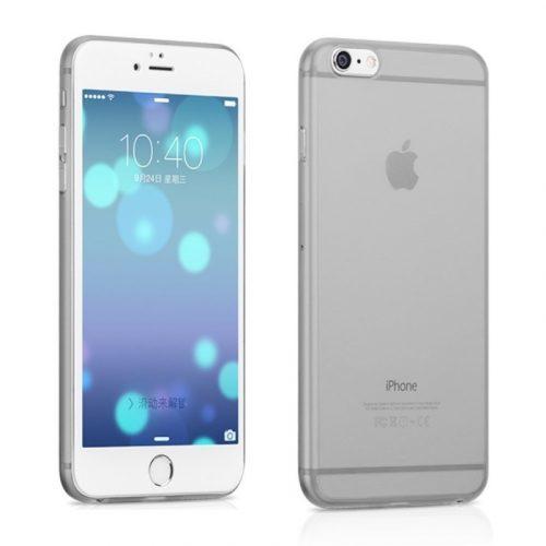Hoco - Defender series ultra könnyű iPhone 6plus/6splus tok - fekete