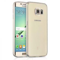 Hoco - Light series ultra vékony Samsung S6 edge+ tok - arany
