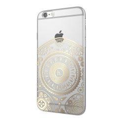 Hoco - Super star series totem mintás iPhone 6plus/6splus tok - arany