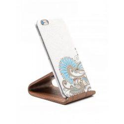 Hoco - Black Series TPU iPhone 6/6S tok nyomott bokor mintás