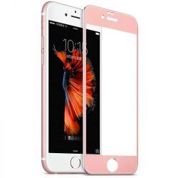 Hoco - Ghost series full titanium iPhone 6plus/6splus kijelzővédő üvegfólia - rozéarany