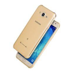 Hoco - Light series ultra vékony Samsung J5 (2015) tok - arany