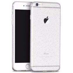 Hoco - Super star series csillámos színátmenetes iPhone 6plus/6splus tok - fehér