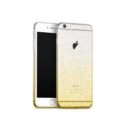 Hoco - Super star series csillámos színátmenetes iPhone 6plus/6splus tok - arany