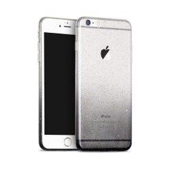 Hoco - Super star series csillámos színátmenetes iPhone 6plus/6splus tok - fekete