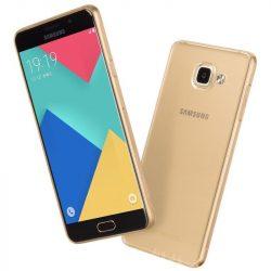 Hoco - Light series ultra vékony Samsung A5(2016) tok - arany
