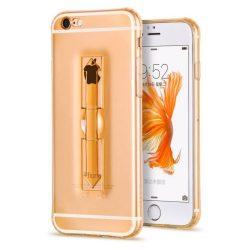 Hoco - Finger holder series biztonsági ujj akasztós iPhone 6plus/6splus tok - arany