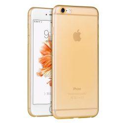 Hoco - Ultra thin series ultra vékony iPhone 6plus/6splus tok - arany