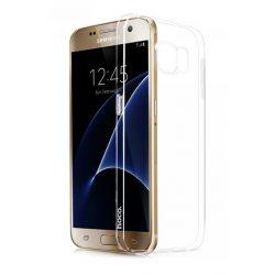 Hoco - Light series ultra vékony Samsung S7 edge tok - átlátszó