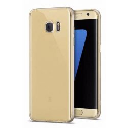 Hoco - Light series ultra vékony Samsung S7 edge tok - arany