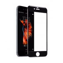 Hoco - Flexible series 3D PET kerettel iPhone 6plus/6splus kijelzővédő üvegfólia - fekete
