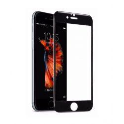 Hoco - Flexible series 3D PET kerettel iPhone 6plus/6splus kijelzővédő üvegfólia - fekete