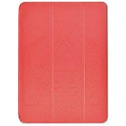Hoco - Cube series nyomott mintázatú  iPad Pro 9.7 - piros