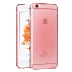 Hoco - Ultra thin series ultra vékony iPhone 6/6s tok - rozéarany