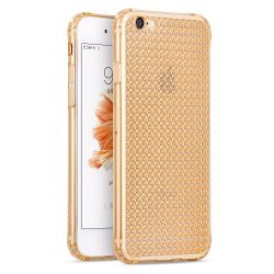 Hoco - Diamond series gyémánt mintás iPhone 6/6s tok - arany