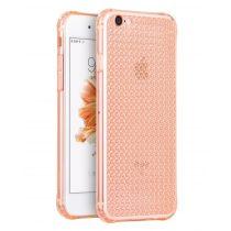 Hoco - Diamond series gyémánt mintás iPhone 6plus/6splus tok - rozéarany