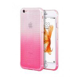 Hoco - Diamond series színátmenetes gyémánt mintás iPhone 6/6s tok - pink