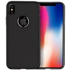 Hoco - Fascination series TPU iPhone X tok - fekete