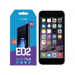 """Dotfes E02 iPhone 7 Plus (5,5"""") prémium kékfény-szűrős előlapi üvegfólia"""