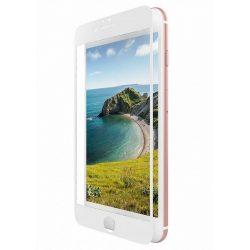 Dotfes E04 - iPhone 6/6S Full Coverage Kijelzővédő Üvegfólia 0.33 - Fehér