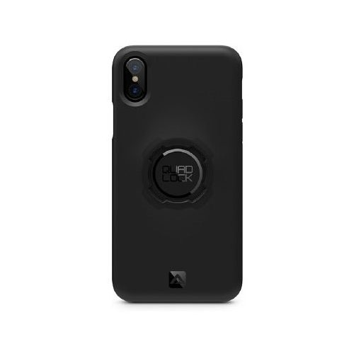Quad Lock - iPhone Xs Max mobiltartós tok - Fekete