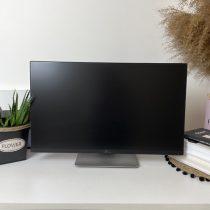"""Dell U2414H UltraSharp 24"""" LED FullHD Monitor (Beszámított bontatlan)"""