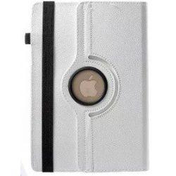 """Univerzális 7.0"""" Tablet Bőrtok Fehér 360°"""