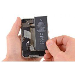iPhone 4 Akkumulátor csere