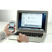 iPhone 4 Adatmentés- adatmásolás