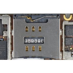 iPhone 4 SIM-olvasó (foglalat) javítás / csere