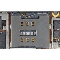 iPhone 4S SIM-olvasó (foglalat) javítás / csere