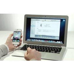iPhone 5 Adatmentés- adatmásolás