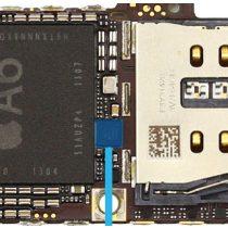 """iPhone 5 Töltésvezérlő IC csere ( DOCK IC(""""U2""""))"""