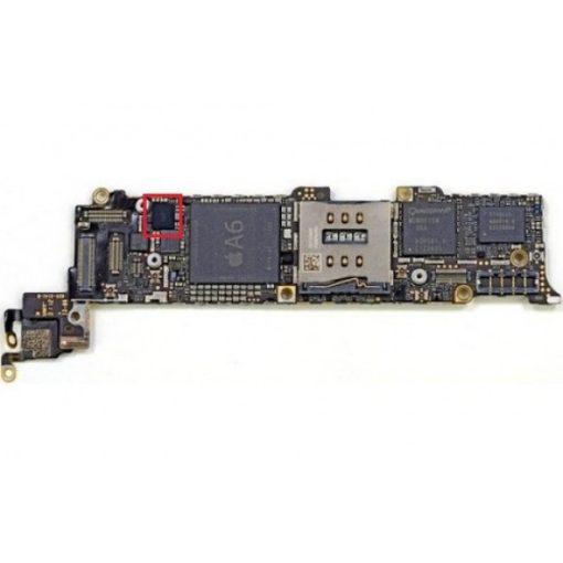 iPhone 5 Touch IC csere (Digitizer-érintőkijelző vezérlő IC)