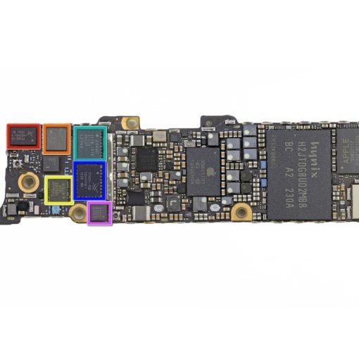 iPhone 5 Háttérvilágítás IC / vezérlő csere