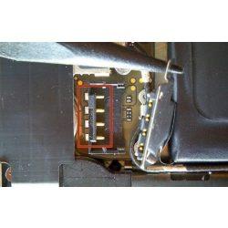 iPhone 5 Akkumulátor alaplapi csatlakozójának javítása
