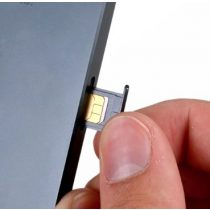 iPhone 5 SIM-tálca pótlása