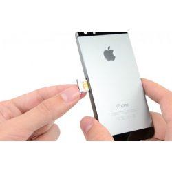 iPhone 5S SIM-tálca pótlása