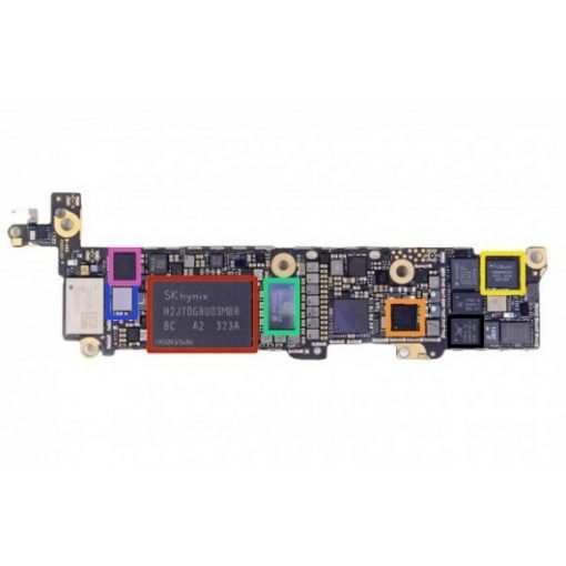 """iPhone 5C Töltésvezérlő IC csere ( DOCK IC(""""U2""""))"""