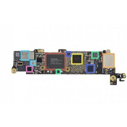 iPhone SE Audio IC csere