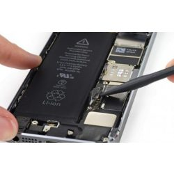 iPhone SE Akkumulátor alaplapi csatlakozójának javítása