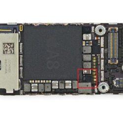 iPhone 6 Háttérvilágítás IC / vezérlő csere